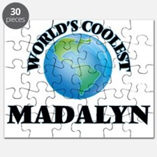 World's Coolest Madalyn Puzzle