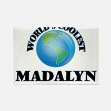 World's Coolest Madalyn Magnets