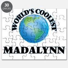 World's Coolest Madalynn Puzzle