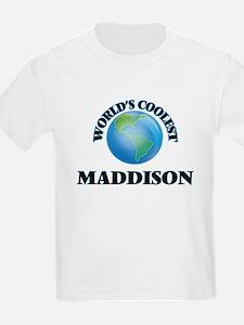 World's Coolest Maddison T-Shirt