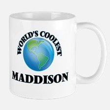 World's Coolest Maddison Mugs