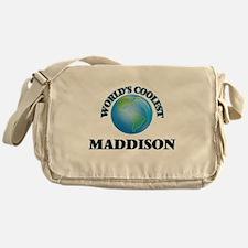 World's Coolest Maddison Messenger Bag