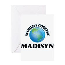 World's Coolest Madisyn Greeting Cards