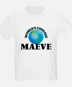 World's Coolest Maeve T-Shirt