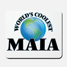 World's Coolest Maia Mousepad