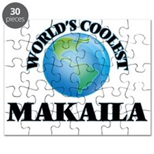 World's Coolest Makaila Puzzle