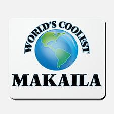 World's Coolest Makaila Mousepad