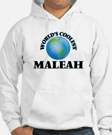 World's Coolest Maleah Hoodie