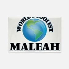 World's Coolest Maleah Magnets