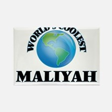 World's Coolest Maliyah Magnets