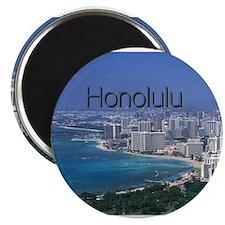 Unique Hawaii Magnet