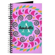 Personalized Monogramed Journal
