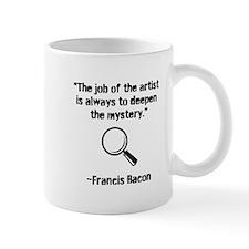 Francis Bacon Mystery Mugs