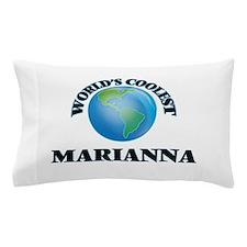 World's Coolest Marianna Pillow Case