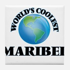 World's Coolest Maribel Tile Coaster