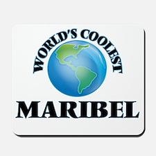 World's Coolest Maribel Mousepad