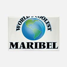 World's Coolest Maribel Magnets