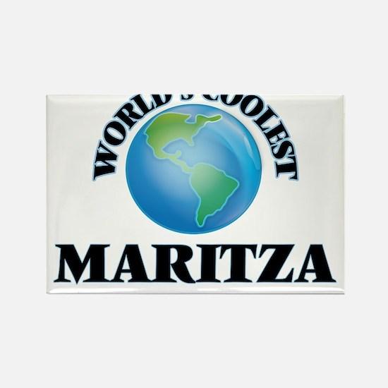 World's Coolest Maritza Magnets