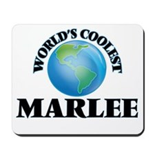World's Coolest Marlee Mousepad