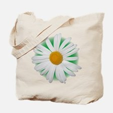 Large Daisy Tote Bag