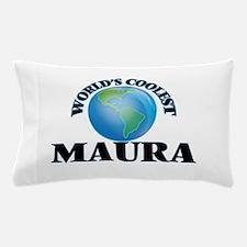 World's Coolest Maura Pillow Case