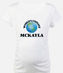World's Coolest Mckayla Shirt