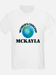 World's Coolest Mckayla T-Shirt