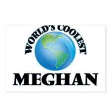 World's Coolest Meghan Postcards (Package of 8)