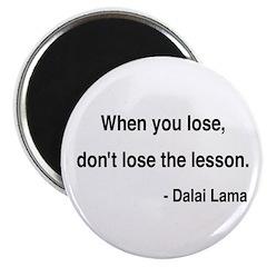 Dalai Lama 12 Magnet