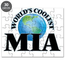 World's Coolest Mia Puzzle