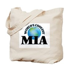 World's Coolest Mia Tote Bag