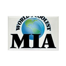 World's Coolest Mia Magnets