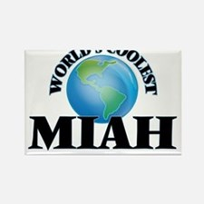World's Coolest Miah Magnets