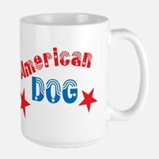 Patriotic Toy Fox Terrier Mug