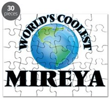 World's Coolest Mireya Puzzle