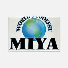 World's Coolest Miya Magnets