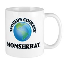 World's Coolest Monserrat Mugs
