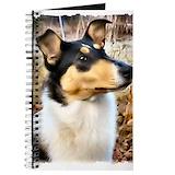 Smooth collie Journals & Spiral Notebooks