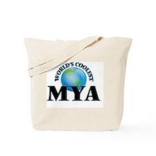 World's Coolest Mya Tote Bag