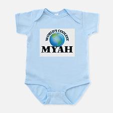 World's Coolest Myah Body Suit