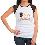 Loc Women's Cap Sleeve T-Shirt