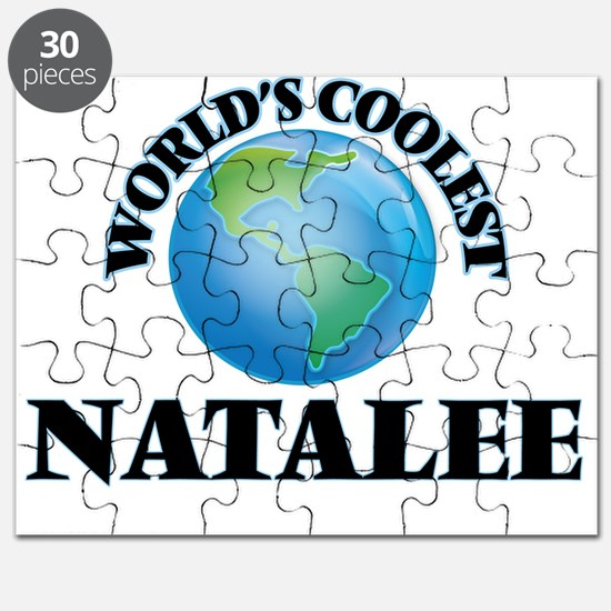 World's Coolest Natalee Puzzle