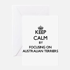 Keep calm by focusing on Australian Greeting Cards
