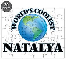 World's Coolest Natalya Puzzle