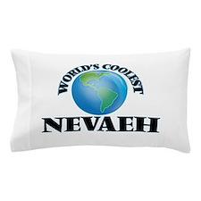 World's Coolest Nevaeh Pillow Case