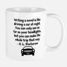 Doctorow Headlights Mugs