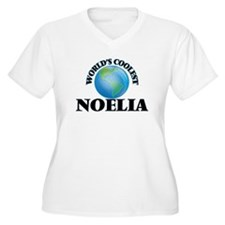 World's Coolest Noelia Plus Size T-Shirt