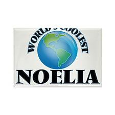 World's Coolest Noelia Magnets