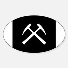 Cute Rock hammers Decal
