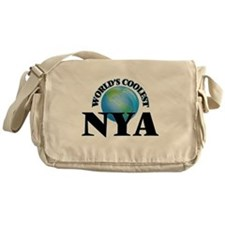World's Coolest Nya Messenger Bag